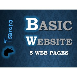 Website 5 Page