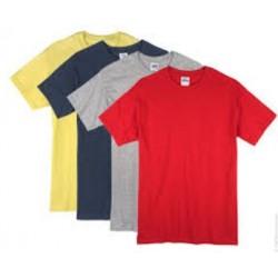 2 X ROUND NECK T-SHIRTS 1