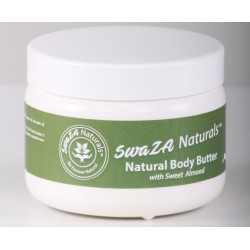 Swaza Natural Body Butter