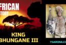 King Bhungane III