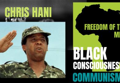 Remembering Chris Hani