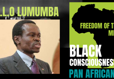 A lecture on The History of Pan-Africanism